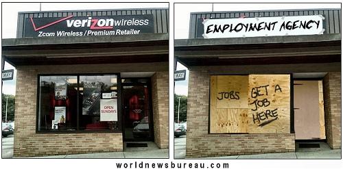 Ferguson Storefront