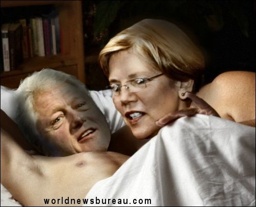 Clinton and Warren