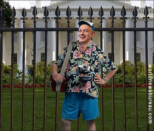 Bibi in Washington