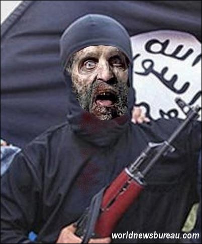 ISIS Zombie