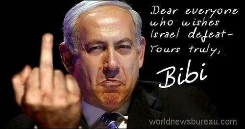 Netanyahu to enemies