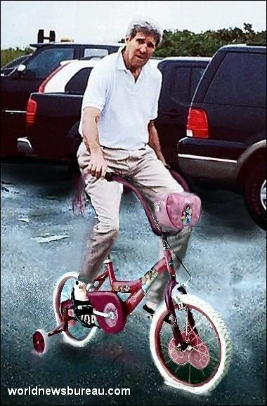 John Kerry Injured In Bike Crash Big Hairy News