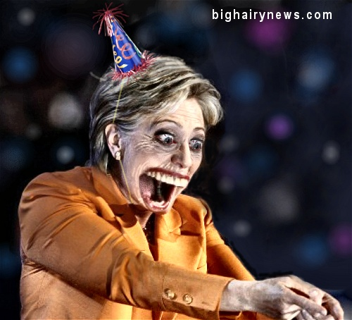 Hillary Clinton 68 Birthday