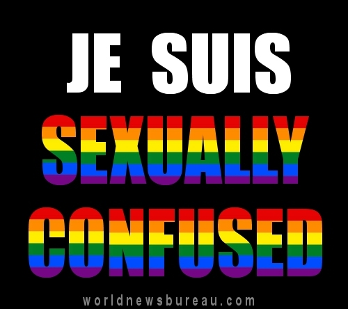 Je Suis Sexually Confused
