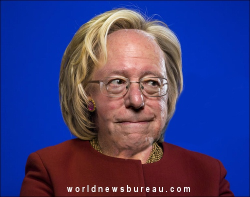 Hillary Replacement Bernice Sandy