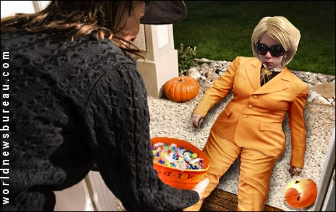 Hillary Clinton Halloween Costume