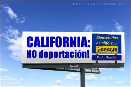 Arizona Immigration Billboard