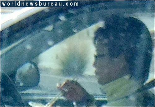 Terrorist driver