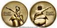 Hillary coin