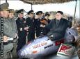 Kim Jong-Un with nuke