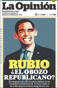 La Opinion Rubio Cover