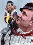 Organ Grinder Putin and Friend
