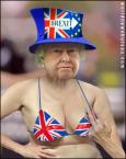Queen Elizabeth Brexit