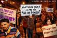 Students Protest Trump