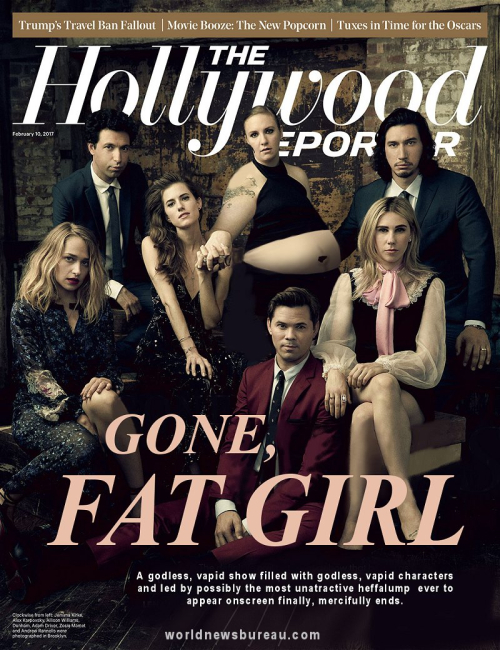 Gone Girl Hollywood Reporter