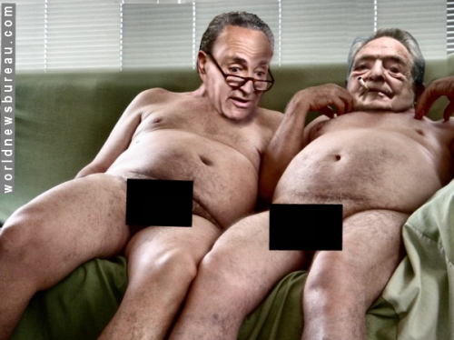 Schumer and Soros