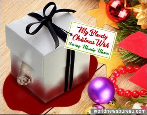 My Bloody Christmas Wish
