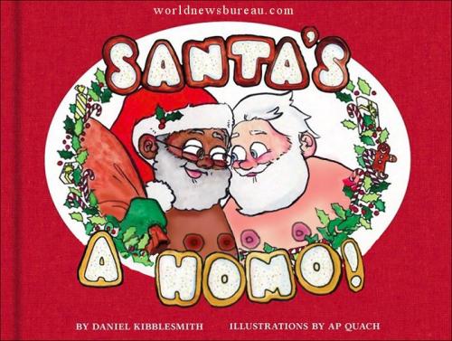 Santas A Homo!
