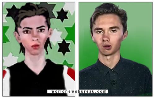 YouTube Shooter doppelganger