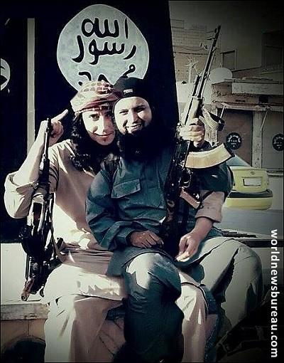 ISIS homos