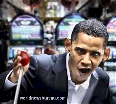 Obama Going For Broke