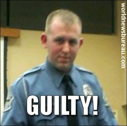 Darrin Wilson Guilty