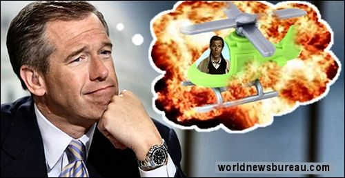 Brian Williams Helicopter Crash