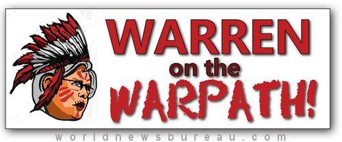 Warren on the Warpath