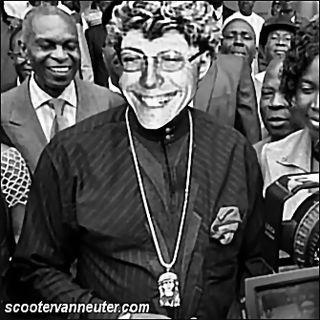 Reverend Bishop Scooter Van Neuter