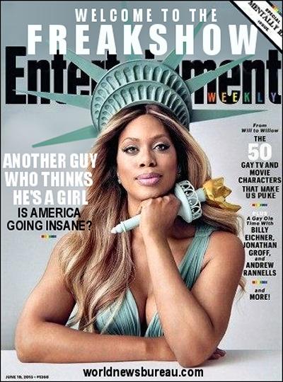 Entertainment Transgender