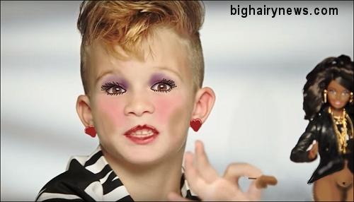 Gay Barbie Boy