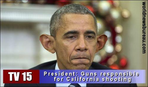 Obama San Bernardino