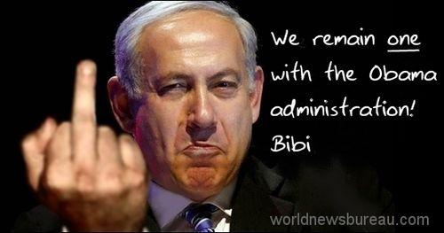 Netanyahu to Obama