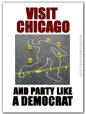 Chicago - Party Like A Democrat