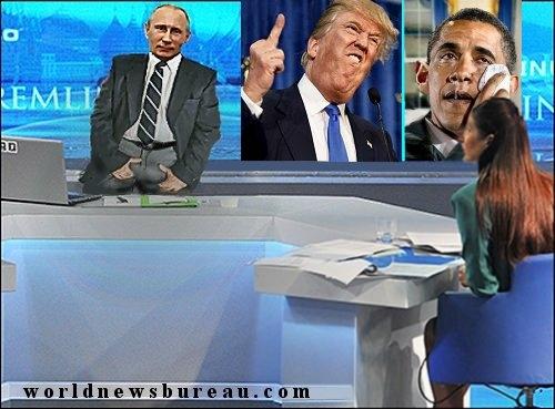 Putin Trump Obama