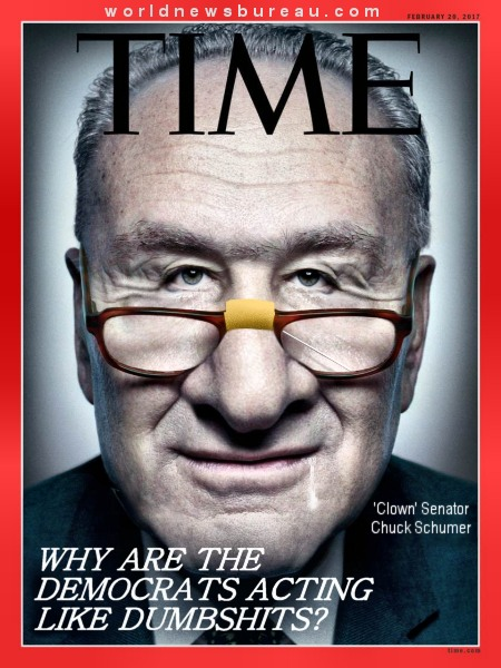 Time Schumer Cover