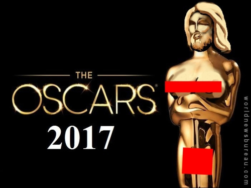 Transgender Oscar censored