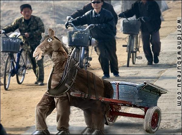 Kim Jong-un deep undercover