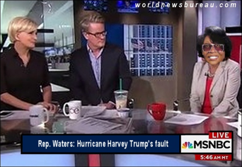 Maxine Waters On Morning Joe