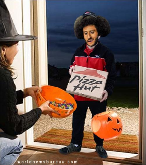 Kaepernick Halloween Costume