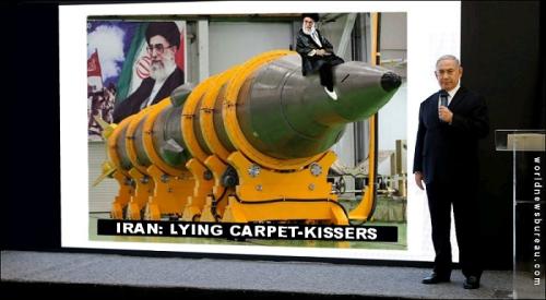 Netanyahu - Iran Is A Liar
