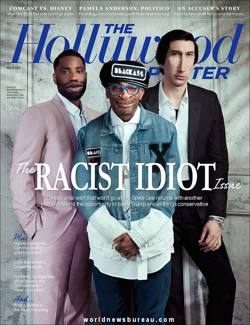 Spike Lee Hollywood Reporter