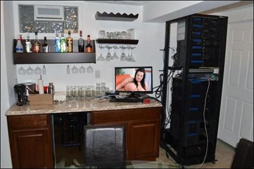 Clinton home server