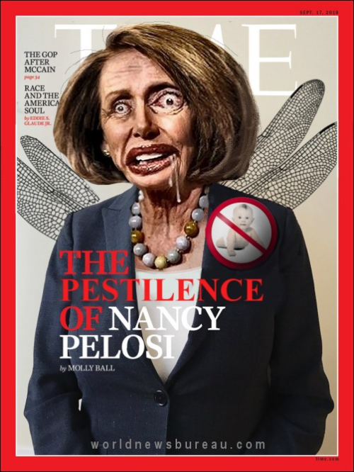 Nancy Pelosi Time Cover