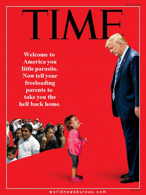Time Welcome To America