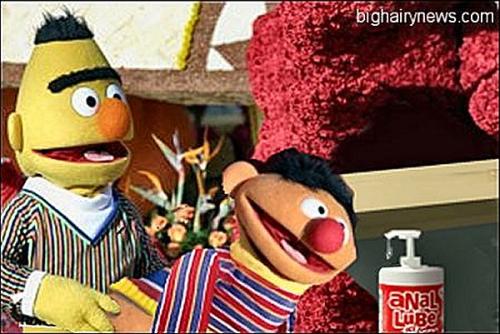 Gay Bert & Ernie
