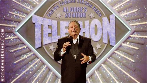 Al Gore Telethon