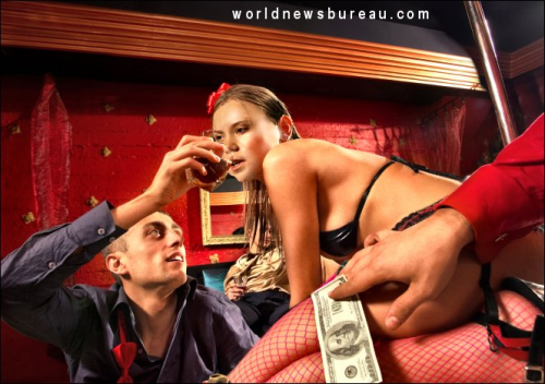Stripper Greta