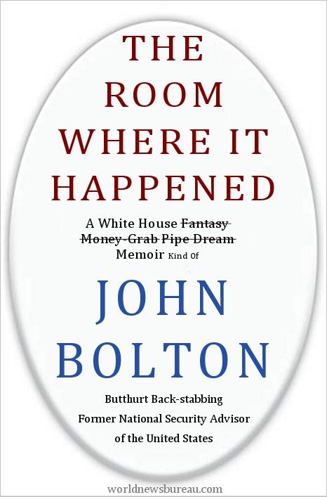 John Bolton Book