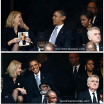 Thorning and Obama